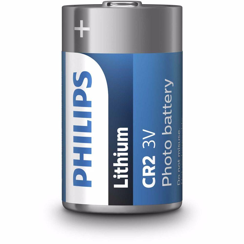 Philips batterij CR2 (1 stuk)