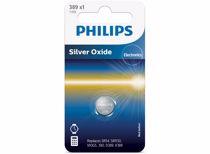 Philips knoopcel batterij 389/00B (1 stuk)