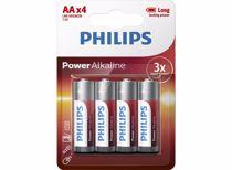 Philips batterij LR6P4B/10