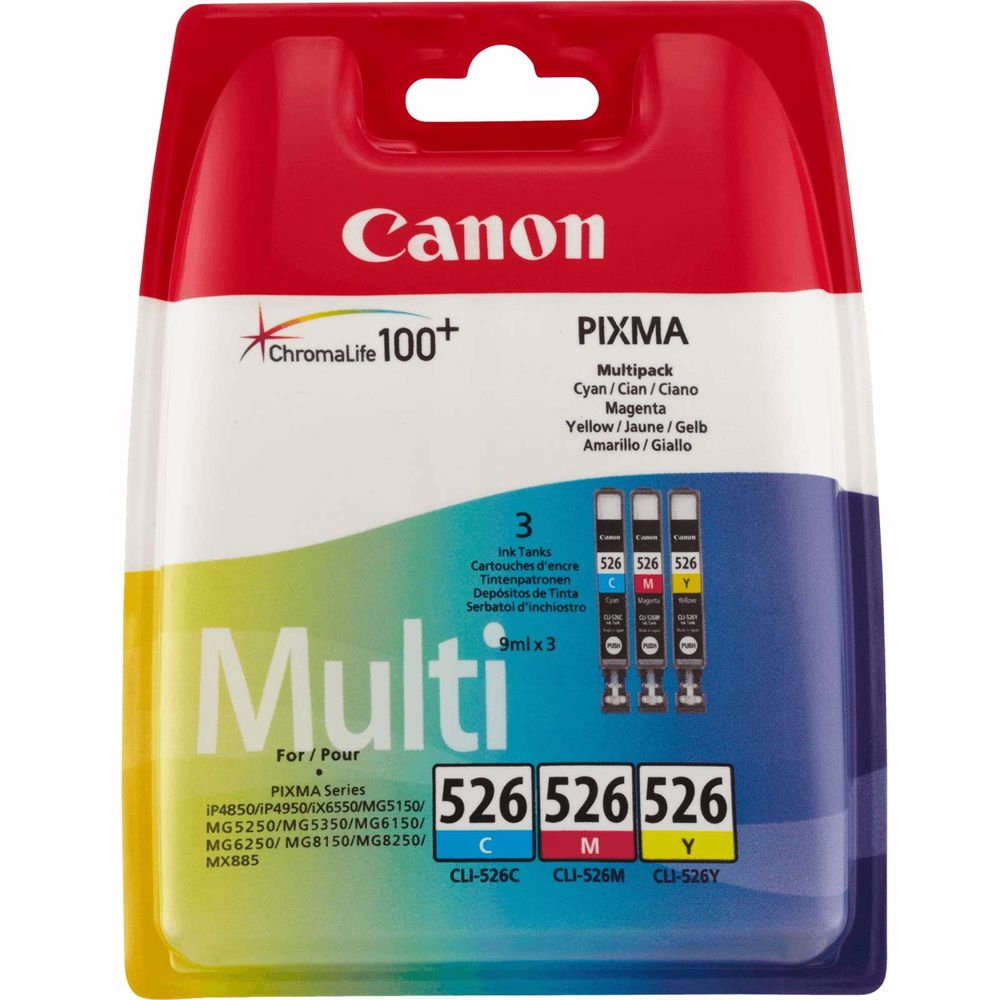Canon cartridge CLI526KIT