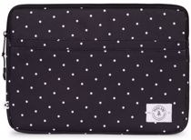 "Parkland laptop sleeve Pilot 13"" (Polka Dot)"