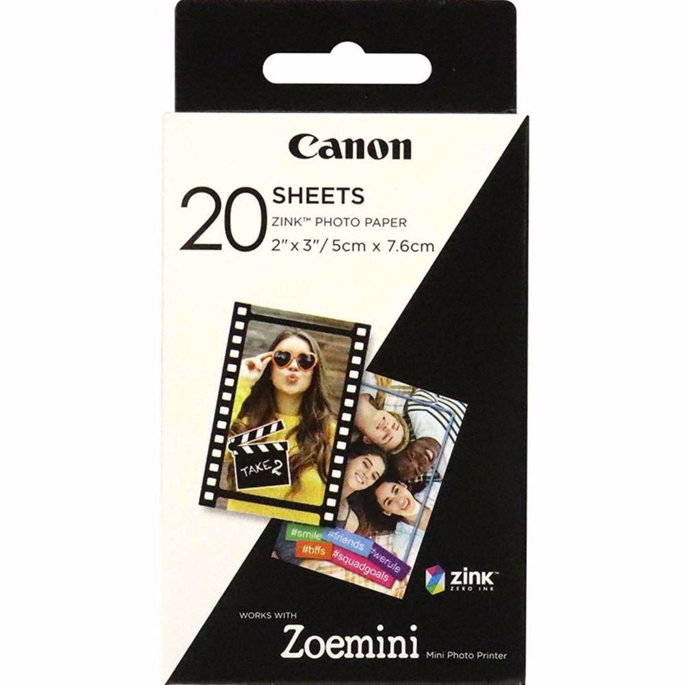 Canon ZINK PAPIER 20