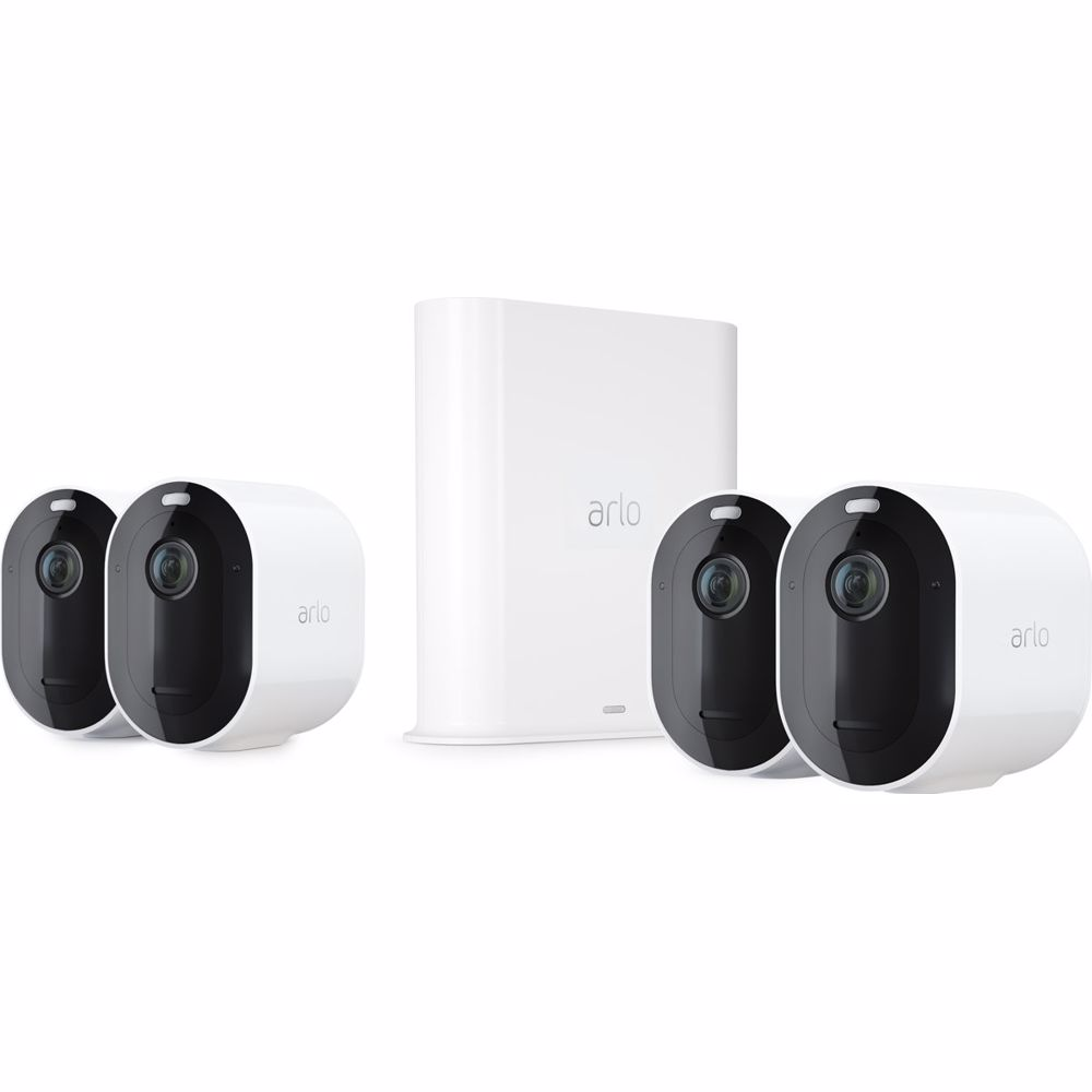 Arlo Pro 3 Cameraset 4-Pack