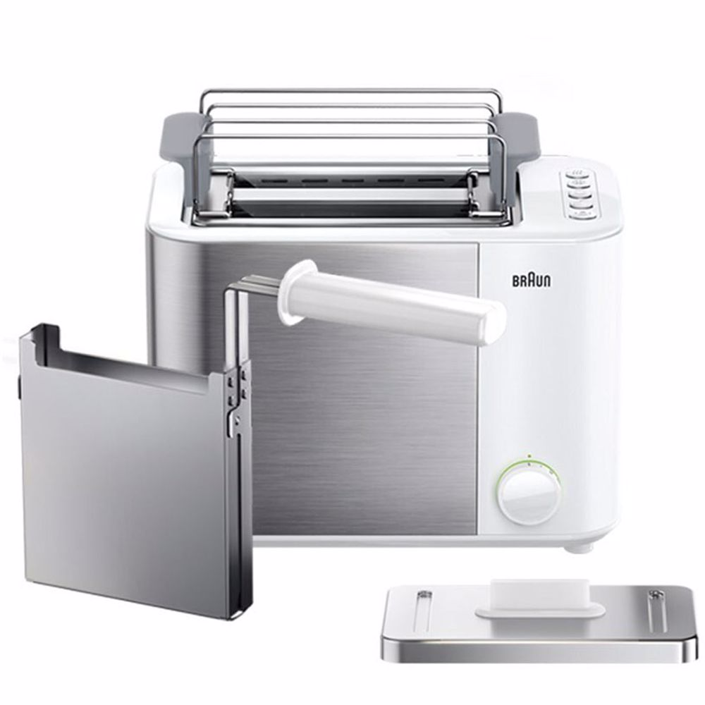 Braun broodrooster HT5015WH (Wit)