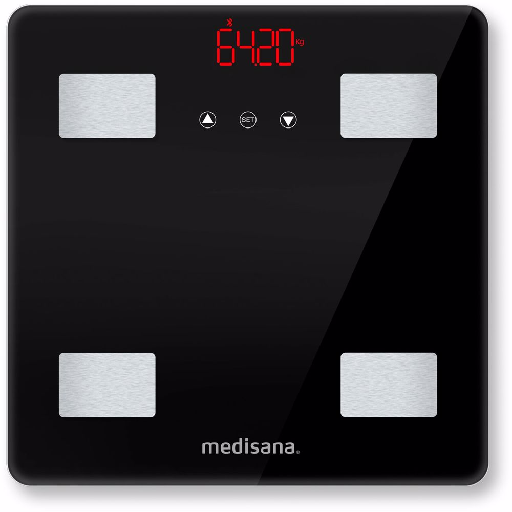 Medisana weegschaal BS 416 Connect