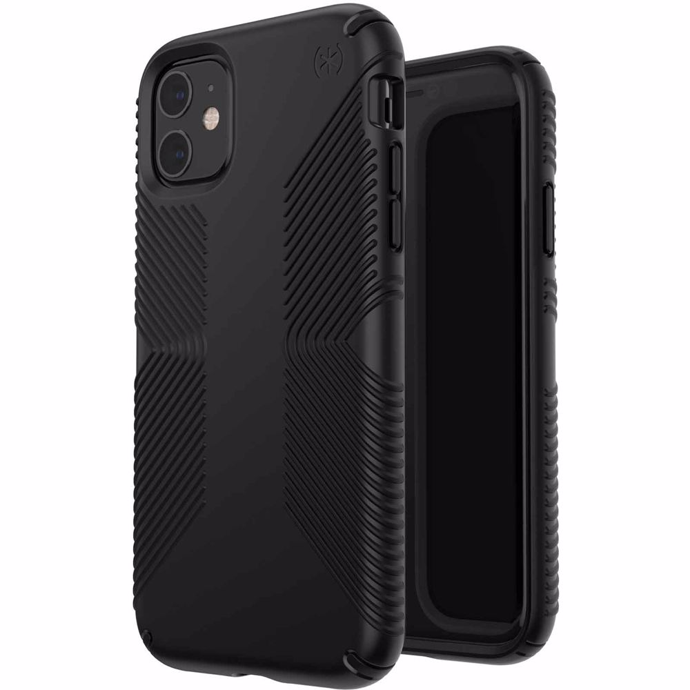 Speck telefoonhoesje Presidio Grip Apple iPhone 11 (Zwart)