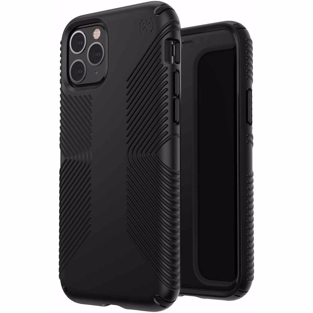 Speck telefoonhoesje Presidio Grip Apple iPhone 11 Pro (Zwart)