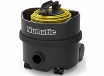 Numatic stofzuiger ERP180-11 (Zwart) met AS0 kit