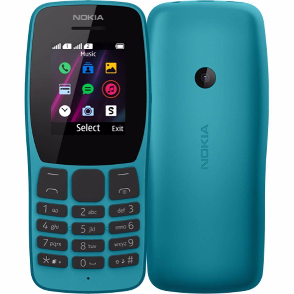 Nokia mobiele telefoon NOKIA 110 DS - BLUE