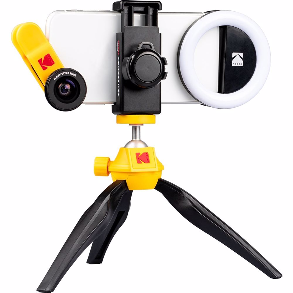 Kodak smartphone fotografie kit