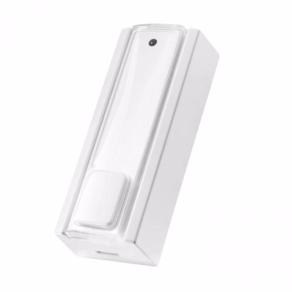 KlikAanKlikUit draadloze deurbelknop ACDB-7000A (Wit)