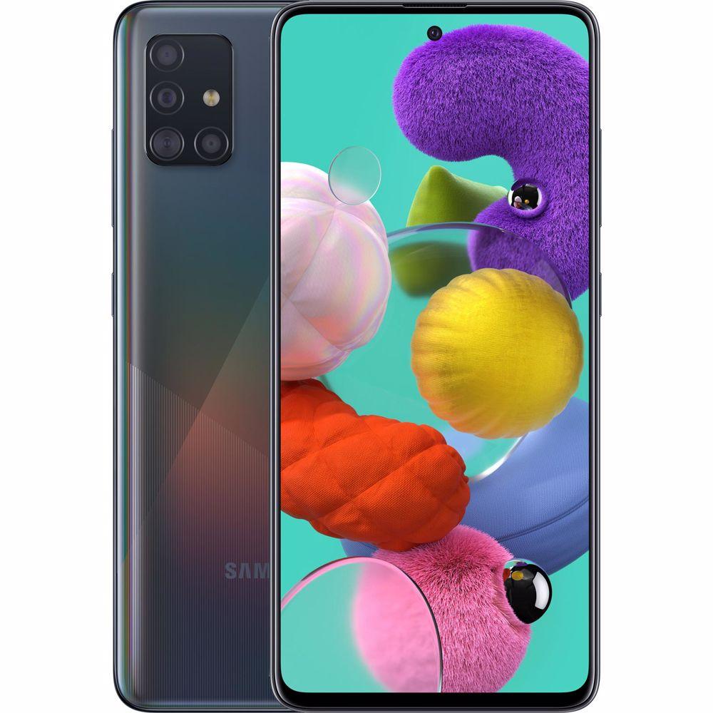 Samsung Galaxy A51 (Zwart)