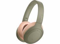 Sony draadloze hoofdtelefoon WH-H910N Noise cancelling (Groen)