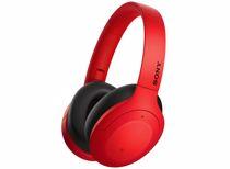 Sony draadloze hoofdtelefoon WH-H910N Noise cancelling (Rood)