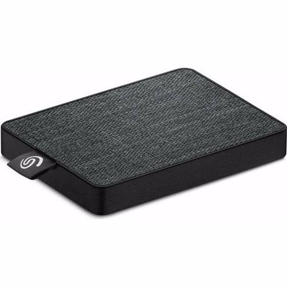 Seagate externe SSD ONE-TOUCH 1TB (Zwart)