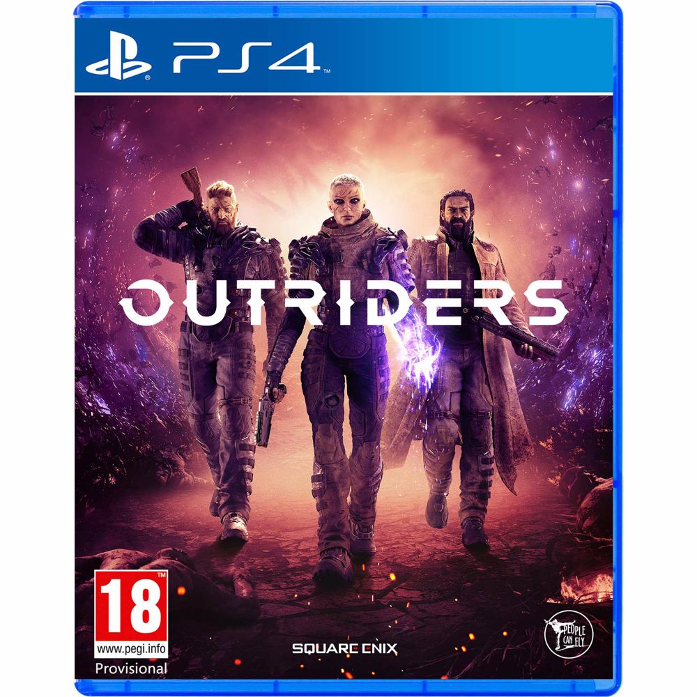 Square enix playstation 4 OUTRIDERS - PS4