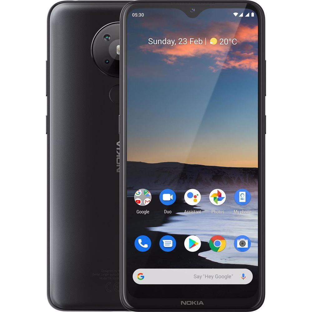 Nokia smartphone 5.3  (Zwart)