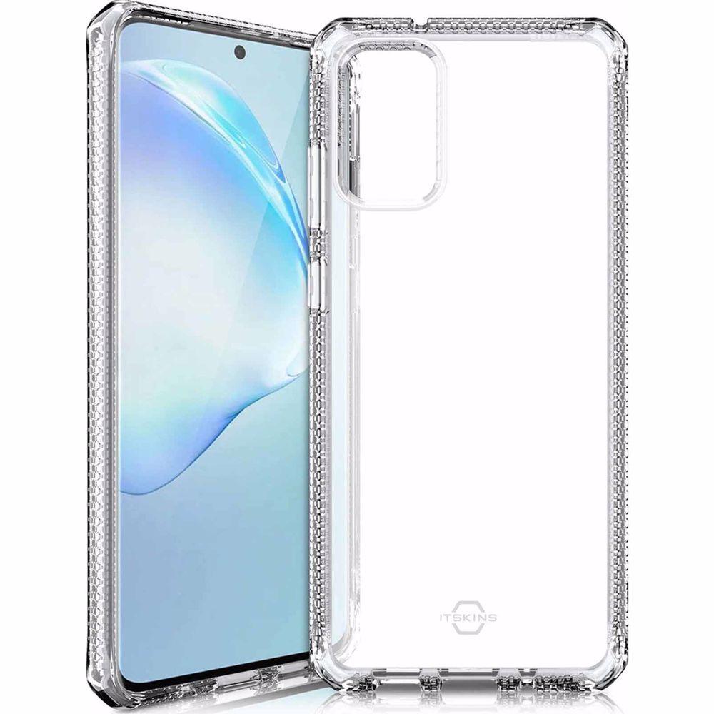 Itskins telefoonhoesje Samsung Galaxy S20 Level 2 (Transparant)