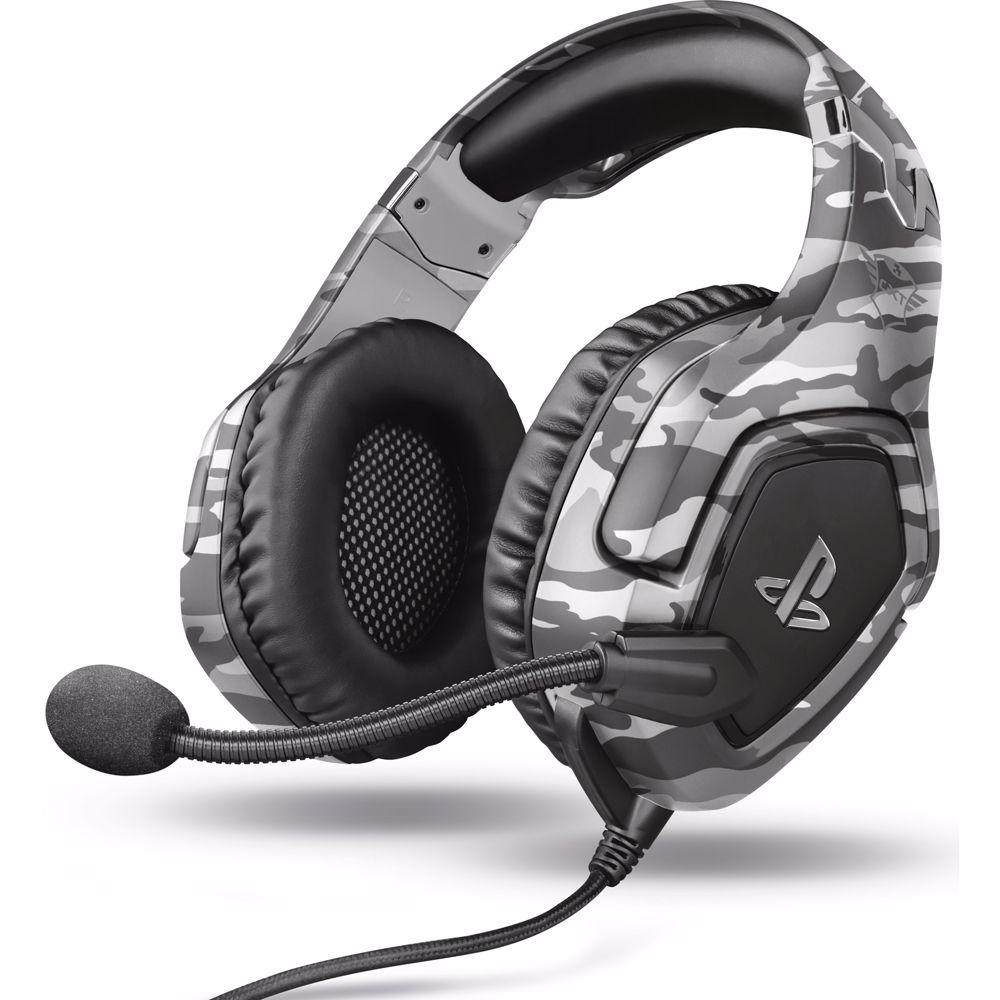 Trust gaming headset GXT 488 Forze PlayStation 4 (Grijs)