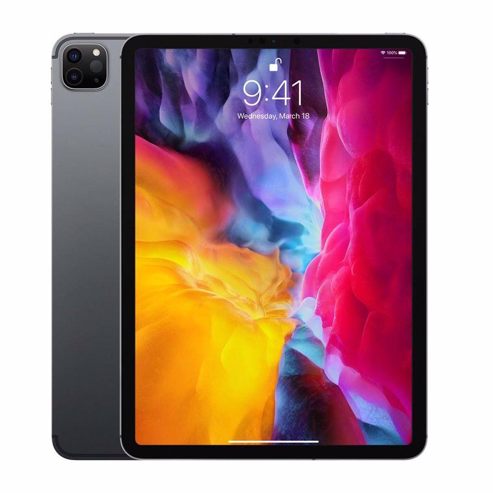 "Apple iPad Pro 11""(2020) Wi-Fi + 4G 512GB (Spacegrijs)"