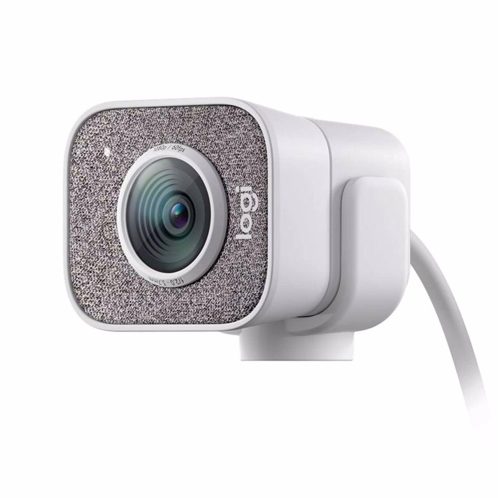 Logitech webcam StreamCam (Wit)