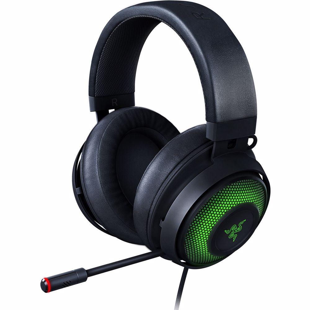 Razer Kraken Ultimate PC Gaming Headset (Zwart)