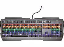 Trust gaming toetsenbord GXT877 Scarr Mechanical US