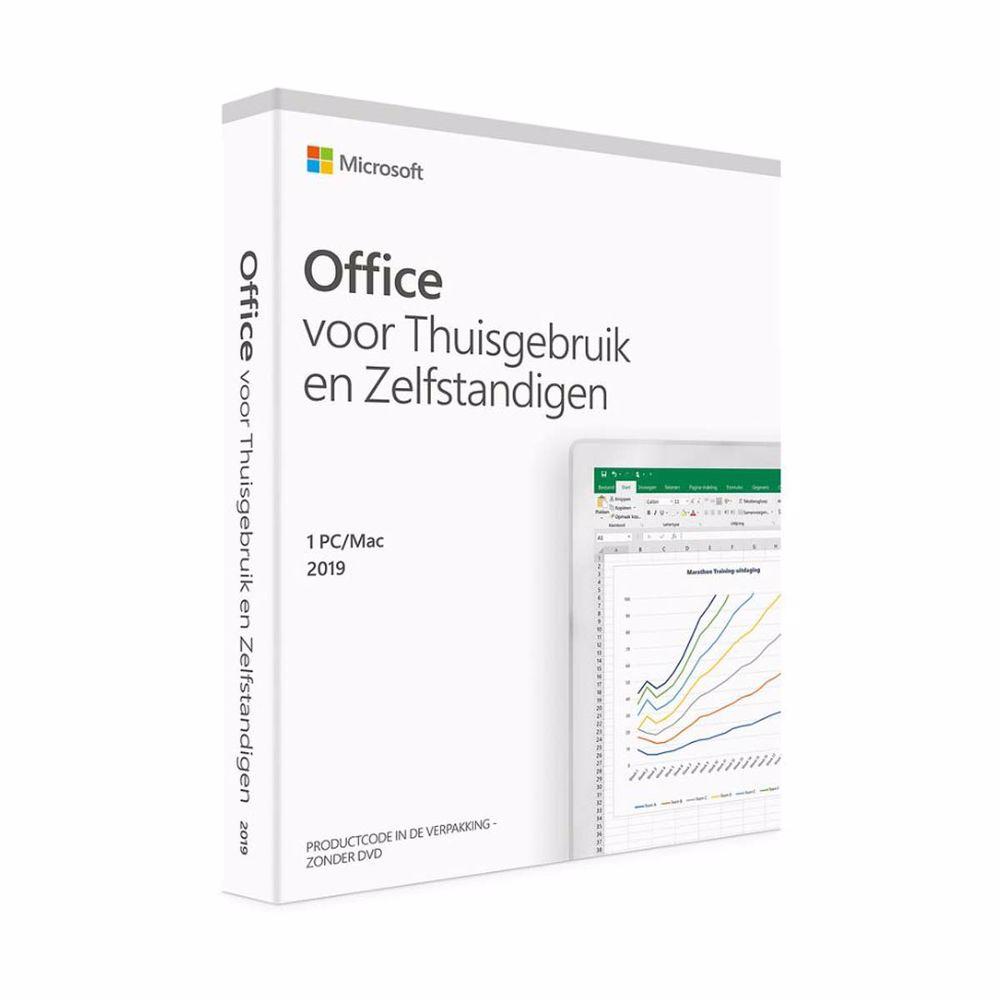 Microsoft Office 2019 voor Thuisgebruik en Zelfstandigen