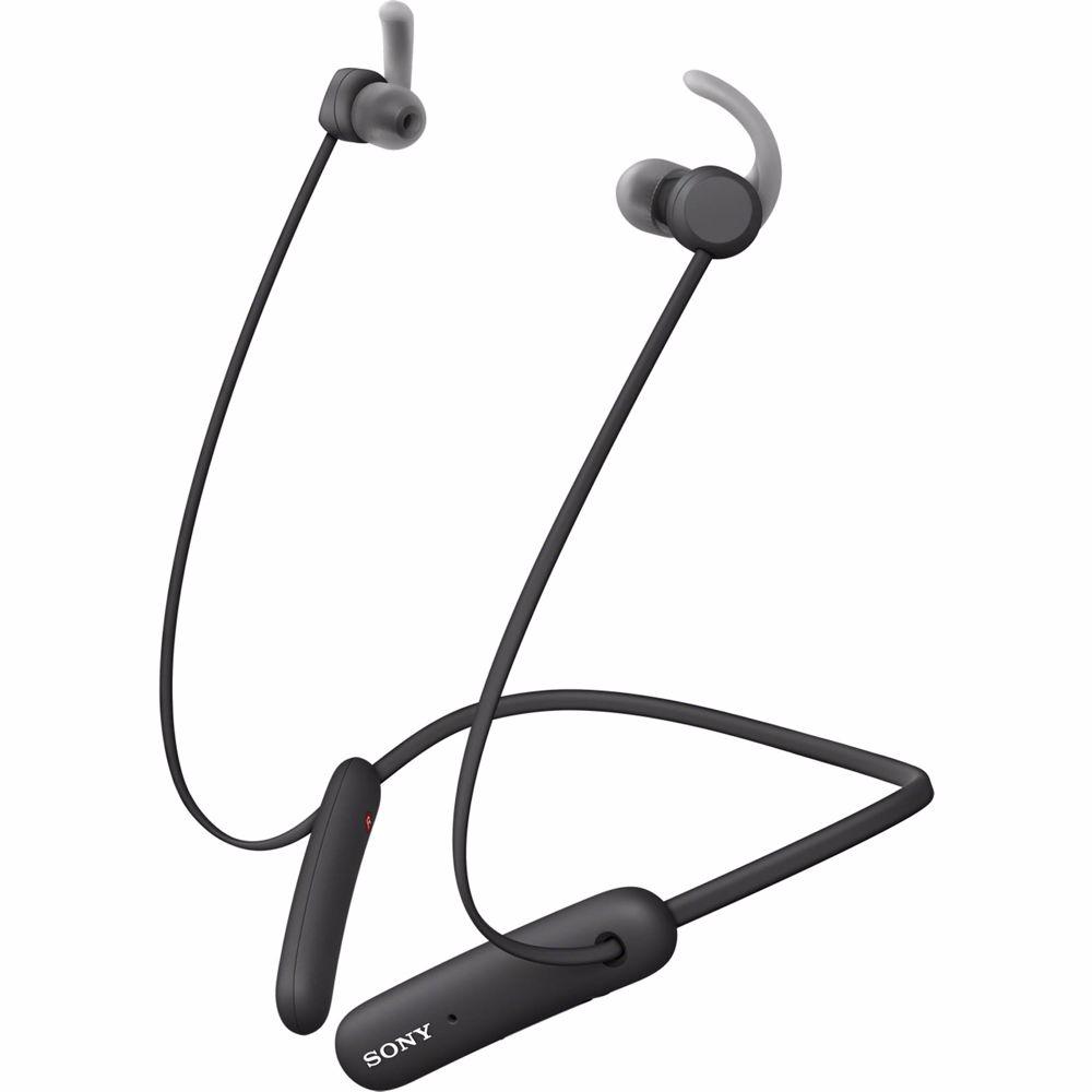 Sony draadloze hoofdtelefoon WISP510W.CE7 (Zwart)