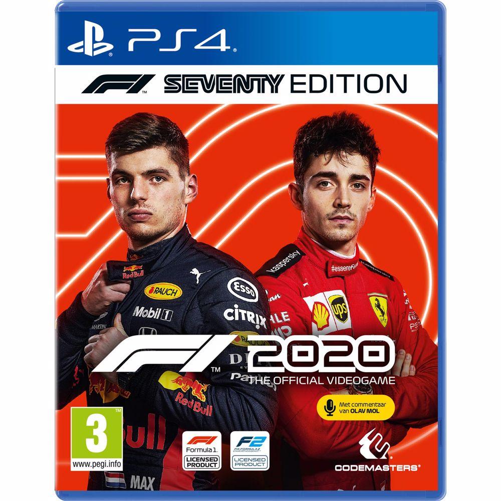 F1 2020 Seventy Editie PS4