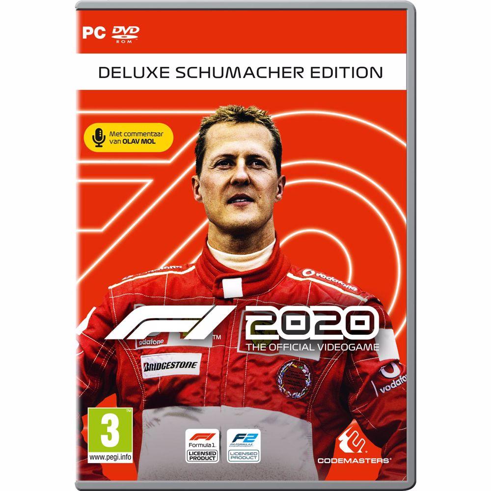 F1 2020 Deluxe Schumacher Editie PC