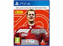 F1 2020 Deluxe Schumacher Editie PS4