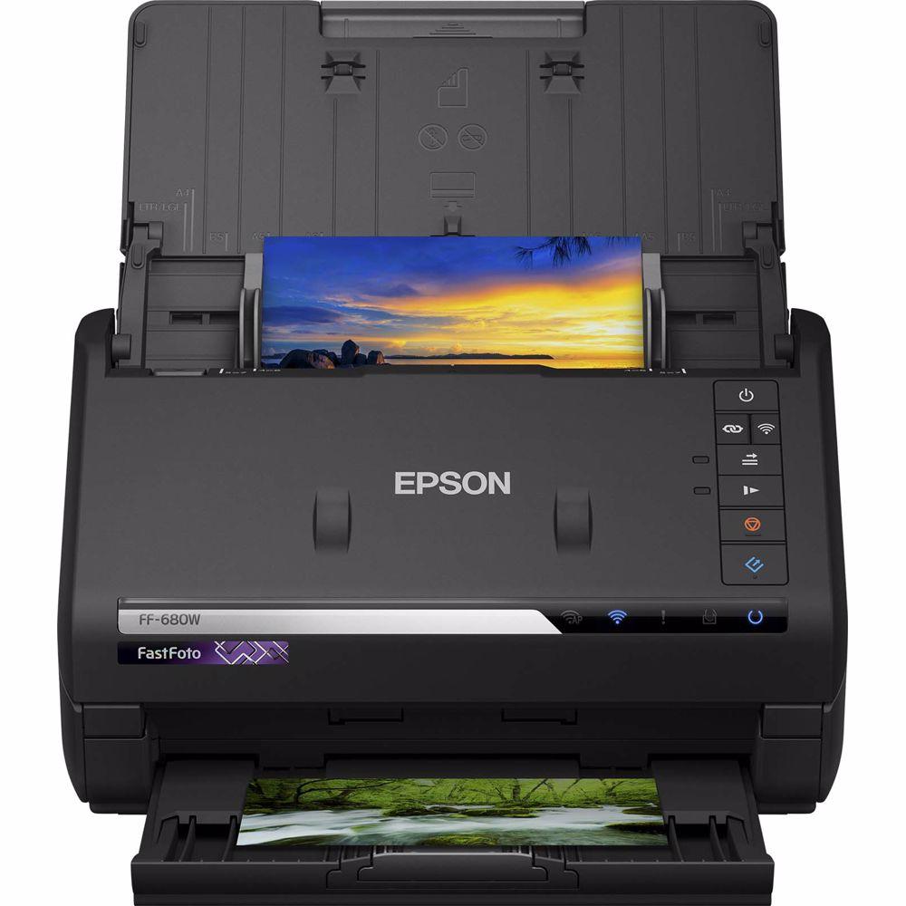 Epson scanner FF680W