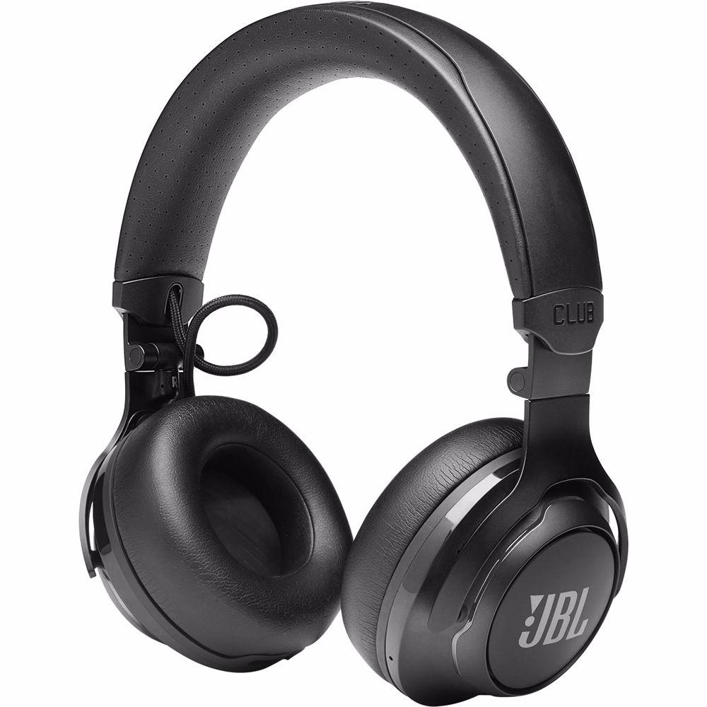 JBL draadloze koptelefoon Club 700BT