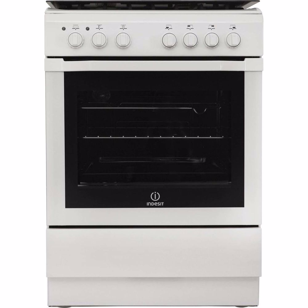 Indesit fornuis I6TMH2AG(W)/NL