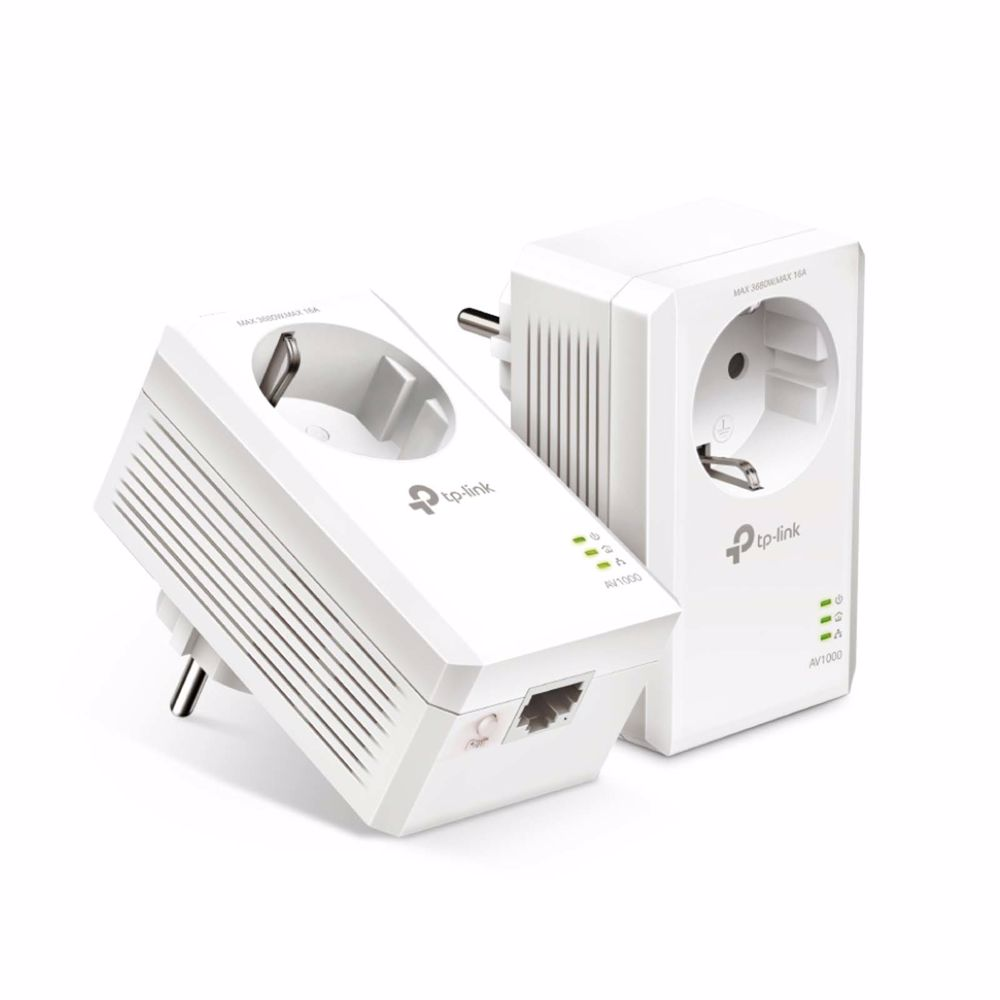 Tp-link homeplug TL-PA7017P Kit Powerline zonder wifi
