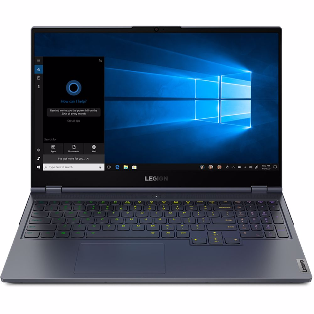 Lenovo gaming laptop Legion 7 15IMH05 512GB RTX 2060