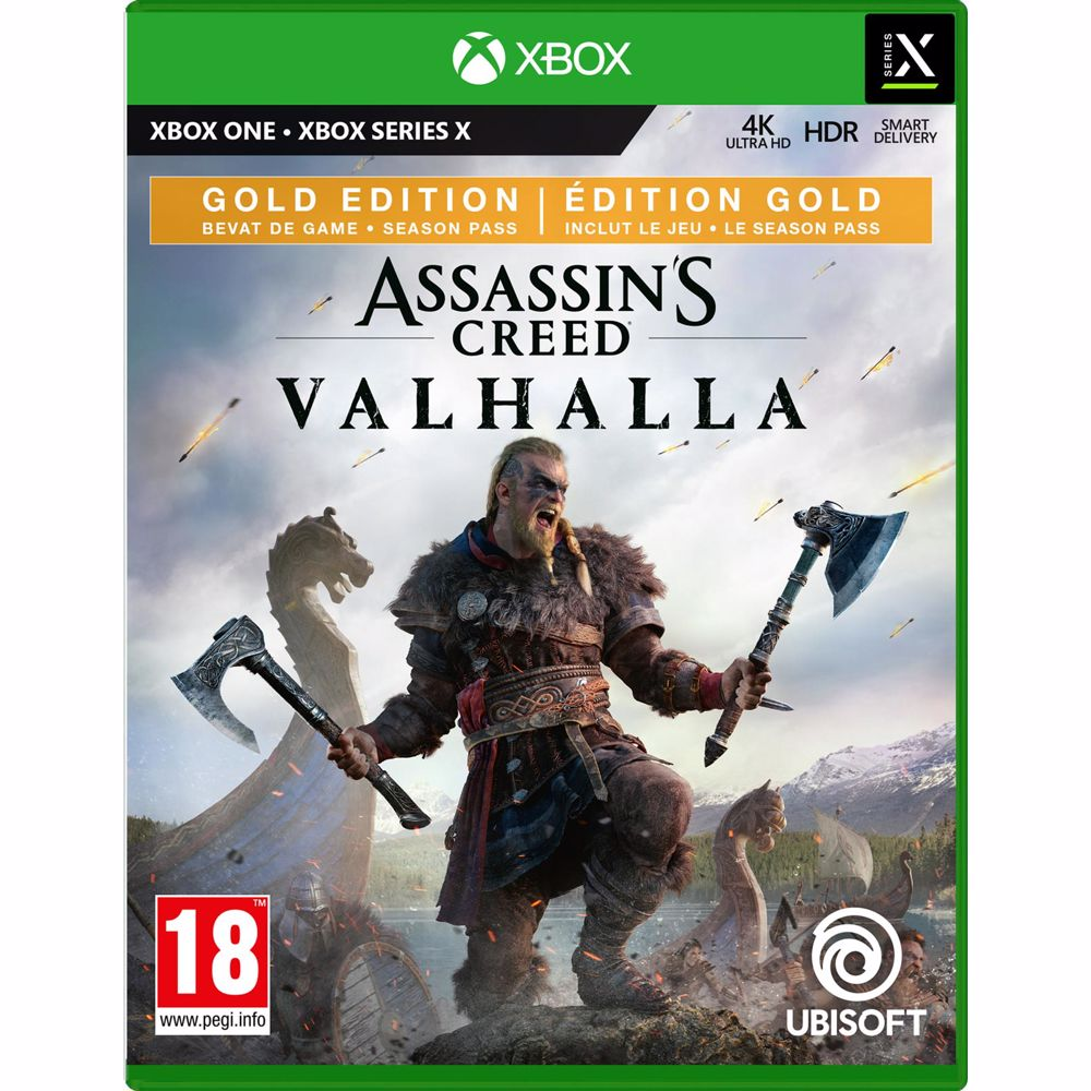 Assassin's Creed Valhalla Gold Edition Xbox One