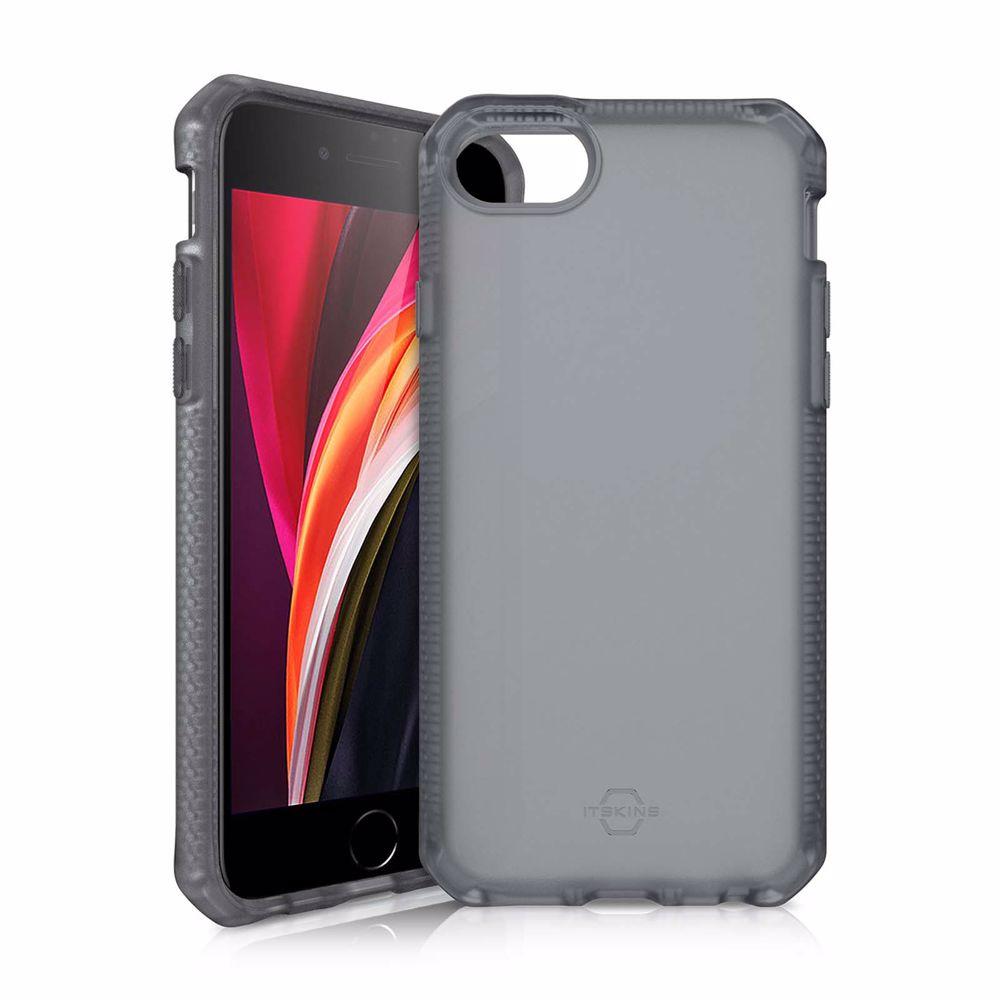ITSKINS telefoonhoesje iPhone 6/7/8/SE (2020) (Zwart)
