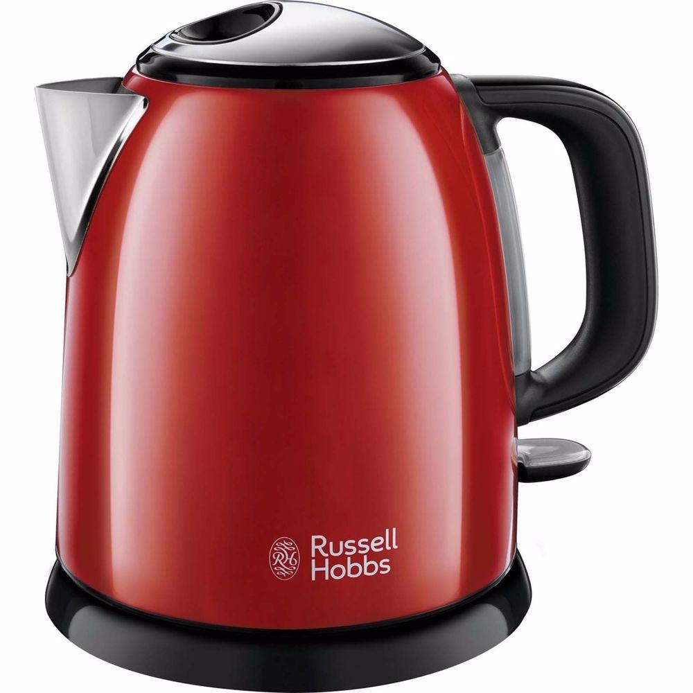 Russell Hobbs kleine waterkoker 24992-70 (Rood)