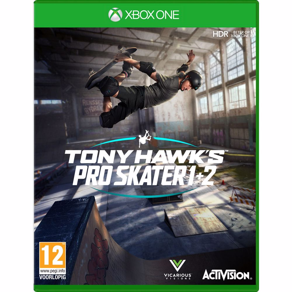 Tony Hawks Pro Skater 1 + 2 Xbox One