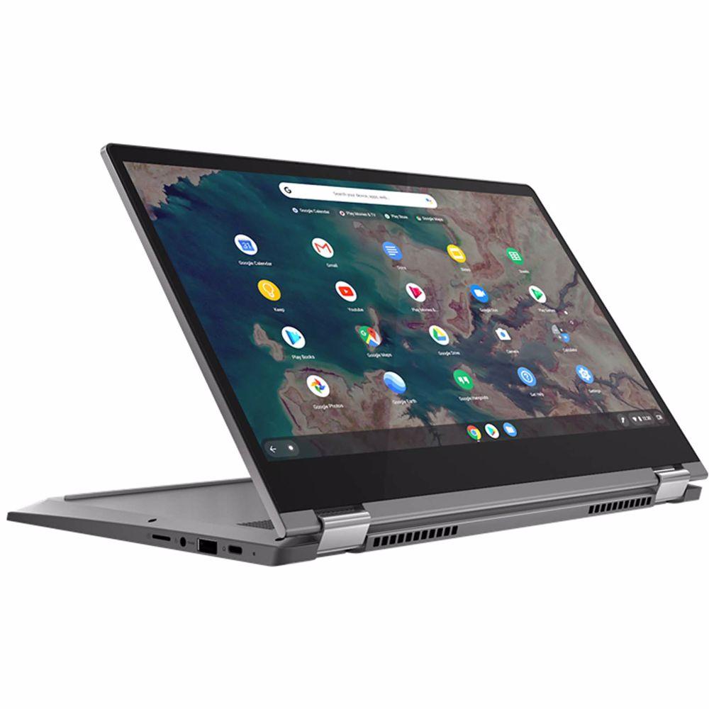 Lenovo chromebook FLEX5 CHROME I3-10110U 4G 64G (GREY)