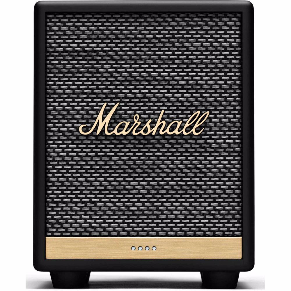 Marshall Multi-room Uxbridge BT Google Voice (Zwart)