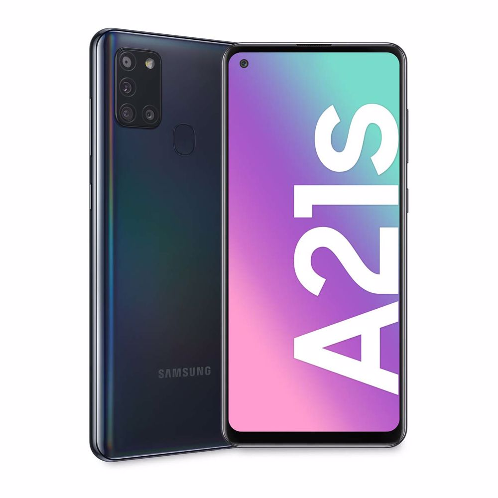 Samsung Galaxy A21s 64GB (Black)
