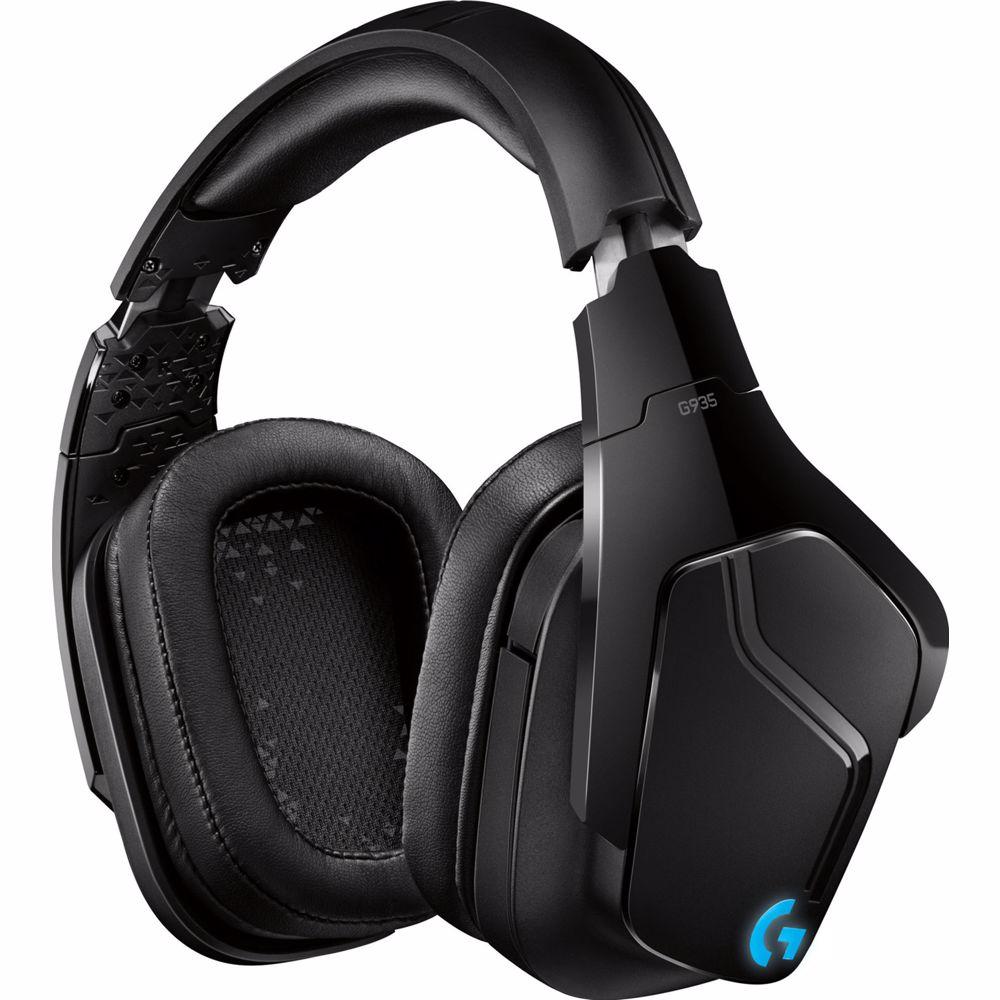 Logitech G935 Draadloze 7.1 gaming headset