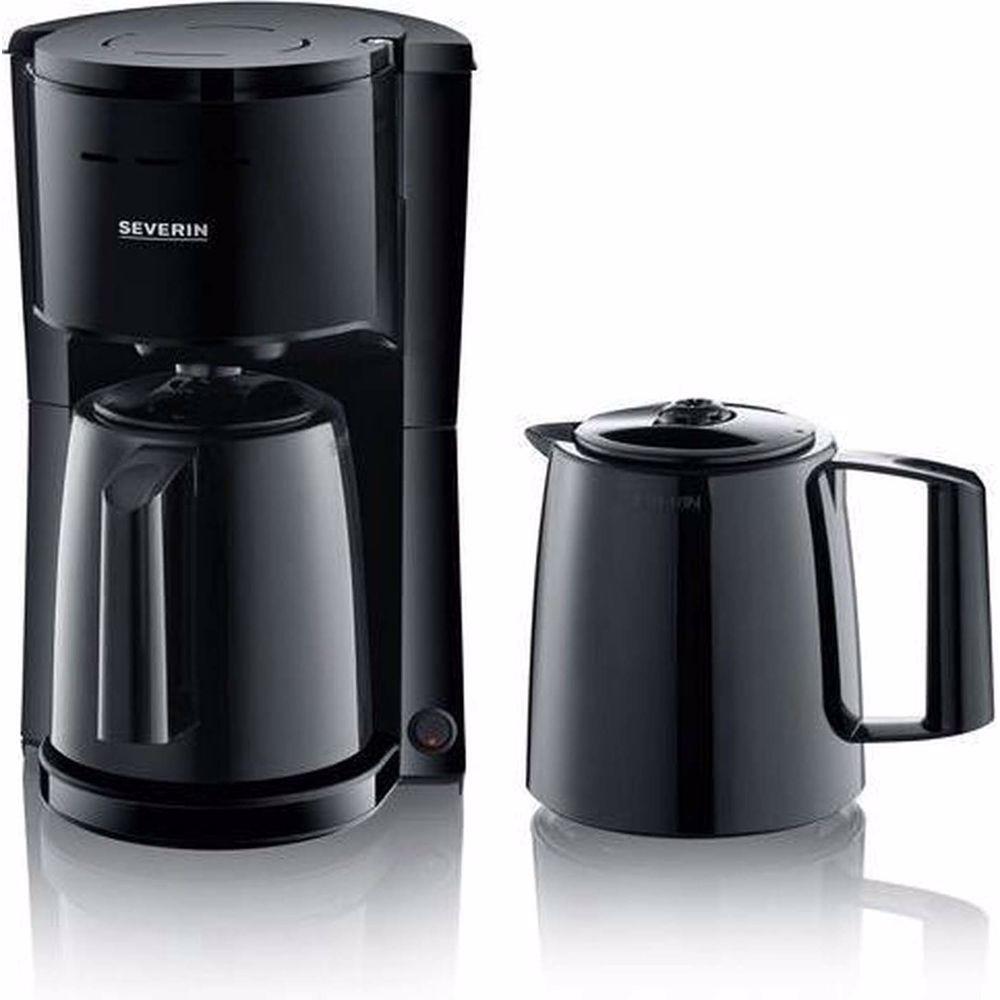 Severin koffiezetapparaat KA 9252 + 2 thermoskannen
