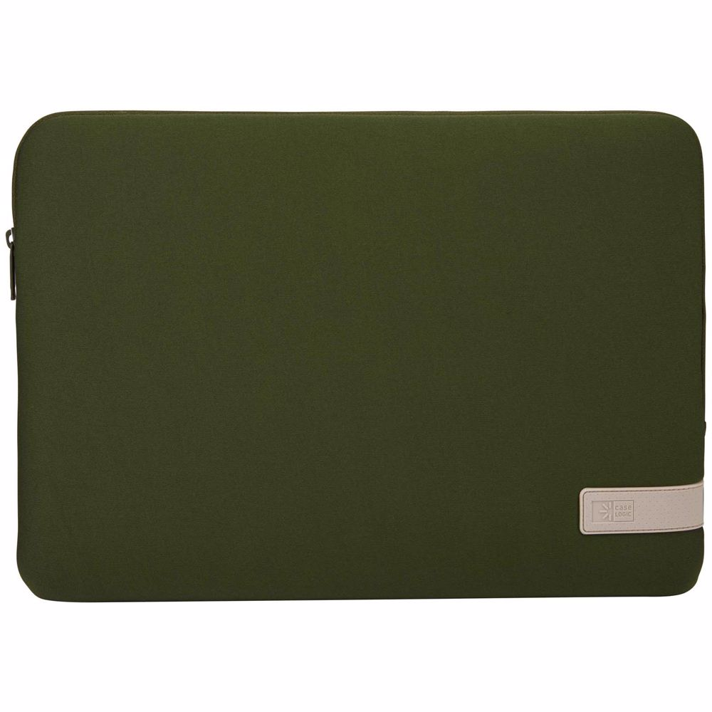 "Case logic laptop sleeve Reflect 15.6"" (Groen)"