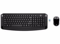 HP draadloos toetsenbord en muis 300