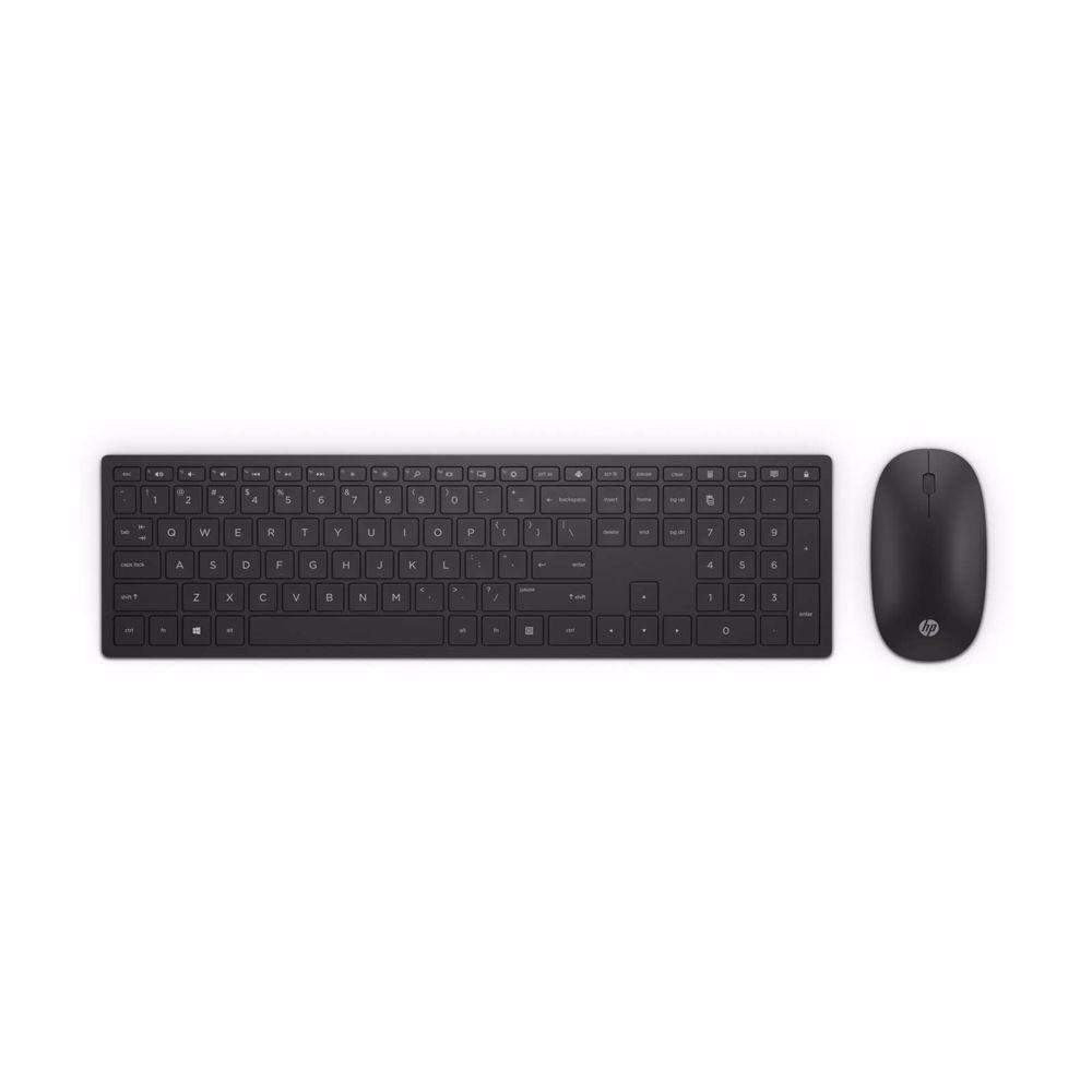 HP Pavilion draadloos toetsenbord en muis 800 (Zwart)