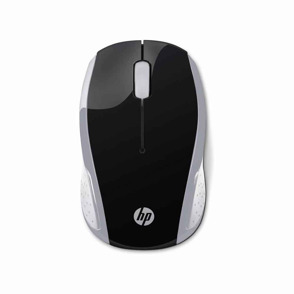 HP draadloze muis 200 (Zilver)